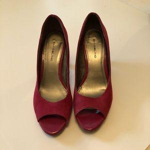 Bandolino PINK Heels